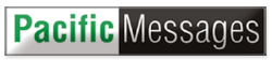 Pacific Messages logo